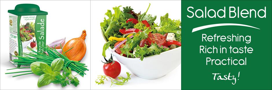 Darégal - Product - Salad Blend
