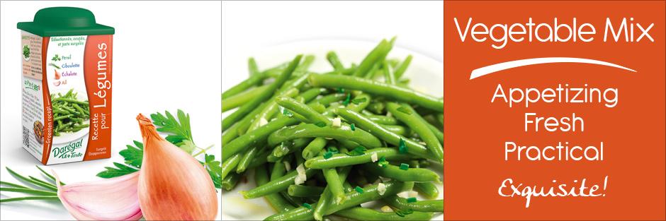 Daregal Vegetable Mix