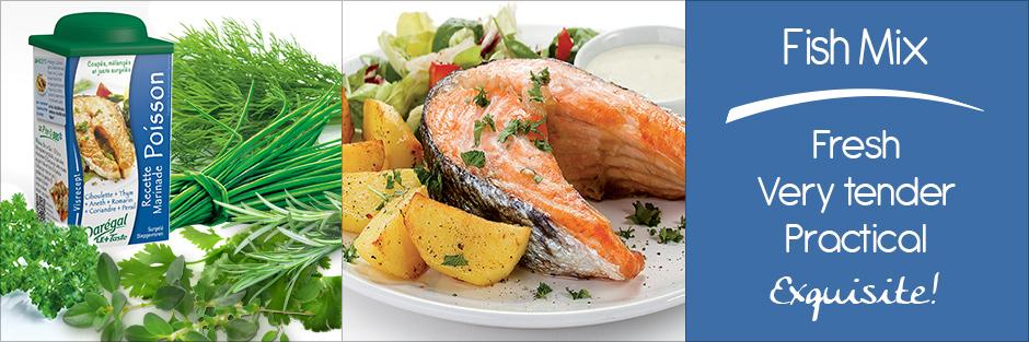 Daregal Fish Marinade Mix