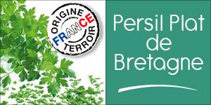 Persil Plat de Bretagne