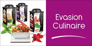Evasion Culinaire : destination Saveurs