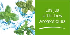Les Jus d'Herbes Aromatiques